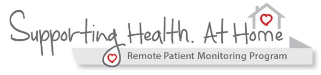 Remote patient monitoring program (RPM)