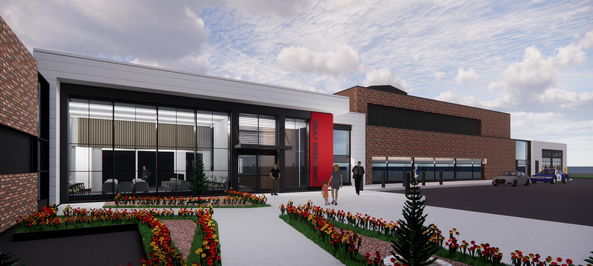 Health Sciences Centre Emergency Department Expansion Project
