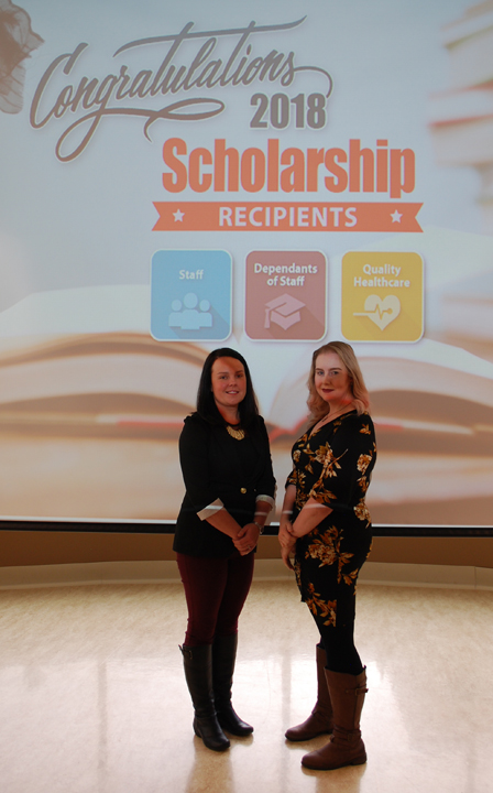 2018 Quality Healthcare Scholarship Recipients