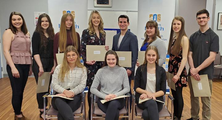 2019 Dependants of Staff Scholarship Recipients